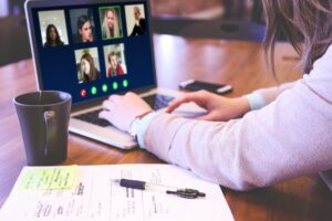 video-conference-Work-from Home